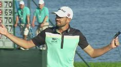 Congratulations to Troy Merritt on earning his 1st PGA Tour victory at the Quicken Loans National this weekend. Watch final round highlights. #PGA #Golf