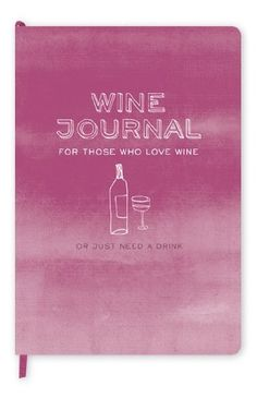 s with 128 pages and a ribbon page marker ^Pages teach you everything you need to know to pose as a wine aficionado, including food pairings...