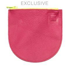 BAGGU® Birchbox Leather Pouch - Small, $20.00 #birchbox