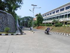 FMIPA - IPB Bogor, Sidewalk, University, Side Walkway, Walkway, Community College, Walkways, Pavement, Colleges