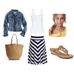 """""""Spring Comfort"""" by shyla-simmonds on Polyvore"""