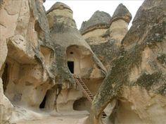 Kapadokya, Türkey
