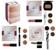 It doesn't get more glamorous than three luxurious gifts in one! Whether you're giving them out to friends or gifting them to yourself, the @bareMinerals More to Adore 15-piece Blockbuster Collection contains 3 full five-piece face collections to help you create three distinct looks--classic, smoldering, and gilded. #naturalBEAuty
