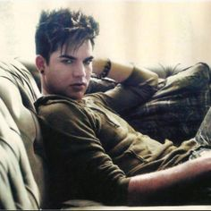 OMG Adam in Rolling Stone!