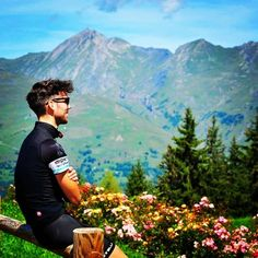 Guess who coming back this summer... George from @imperialcycles  He is joining us for our Big Cols  and Intro weeks. Still a few spaces left so tag a friend who you want to come ride in the Alps with.