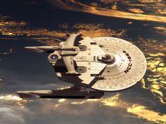 USS Reliant NCC-1864; Miranda Class Starship; Starfleet, United Federation of Planets