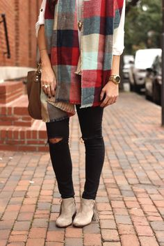 Casual Plaid - House of Style