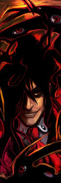 Comish - FC - Alucard by oneoftwo.deviantart.com on @deviantART