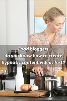 Food bloggers, Stop optimizing for search engine and Start optimizing for real people. Do you know how to create hypnotic content videos fast? Improve your SEO using marketing tools and video content, understanding the impact of video quality on user engagement. #foodblogger #foodblog #seo #marketing #videomarketing #video #marketingdigital #socialmedia