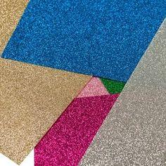 Φύλλα Χειροτεχνίας Α4 Non Woven Χρωματιστό Glitter - 8 τμχ. Home Decor, Decoration Home, Room Decor, Home Interior Design, Home Decoration, Interior Design