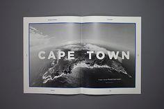 Editorial Design Inspiration: Watermag Surfnews