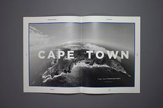 Editorial Design Inspiration: Watermag Surfnews