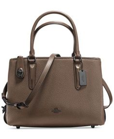 COACH Coach Brooklyn Carryall 28 In Pebble Leather.  coach  bags  shoulder  bags · Clearance HandbagsLeather ... a5a3a984d70d8