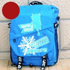 Detective Conan  fashion functional backpack