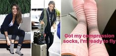 How To Get Rid of Swollen Feet Compression Socks For Travel, Full Support Bras, Swollen Ankles, Fitness Workout For Women, Foot Pain, Varicose Veins, Injury Prevention, How To Get Rid, Summer Sale