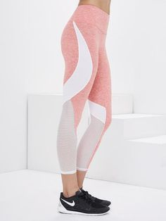 Brodi Curve Panel Legging