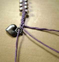 Beaded Braid Bracelet | dianne faw