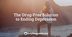 The Drug-Free Solution to Ending Depression