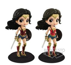 Q posket 《正義聯盟》有著水汪汪大眼睛的「神力女超人」! Q posket JUSTICE LEAGUE -Wonder Woman- | 玩具人Toy People News