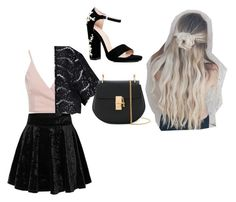 """""""Untitled #38"""" by indytaylor-1 on Polyvore featuring Elodie, Boohoo and Chloé"""