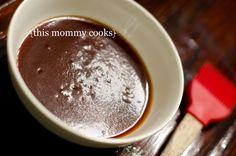 This Mommy Cooks: Homemade Barbecue Sauce