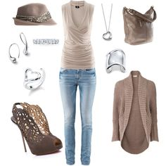 love the taupe