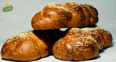 Τσουρέκια Νηστίσιμα Pretzel Bites, Bread, Recipes, Food, Brot, Recipies, Essen, Baking, Meals