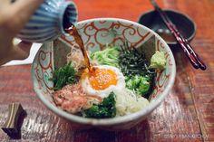 Matsugen (Ebisu): this (soba) restaurant became famous when Jean George Vongerichten, the three-Michelin star French chef with numerous restaurants around the world, declared Matsugen as his favorite soba restaurant in the world