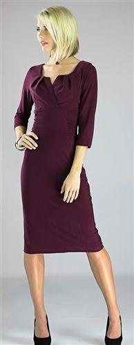 Katherine Modest Dress by Mikarose, Vintage Dress