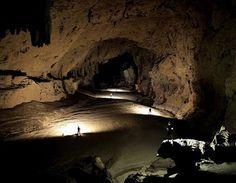 La Cueva de Hercules y la Mesa de Salomon en Toledo.