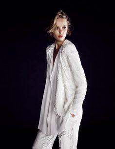 Abelia blazer & Lilo shirt