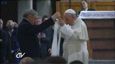 Pape François - Pope Francis - Papa Francesco - Papa Francisco - 21/03/2014, Rome : Veillée de prière pour les victimes de la Mafia