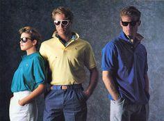 Apple clothing range circa 1986