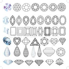 vector  http://www.pinterest.com/search/pins/?q=gemstone%20drawings&term_meta%5B%5D=gemstone%7Ctyped&term_meta%5B%5D=drawings%7Ctyped  a good variety of gemstone cuts