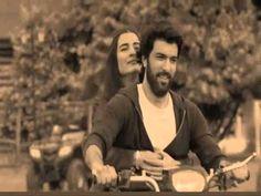Video of Tuba Buyukustun as Elif and Engin Akyürek as Ömer in the Turkish TV series KARA PARA ASK, 2014-2015.