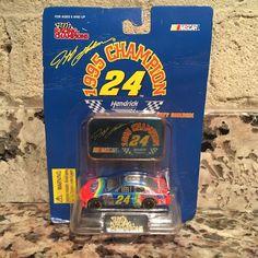 Jeff Gordon No. 24 DuPont 1995 Champion 1:64 Die Cast Car | eBay