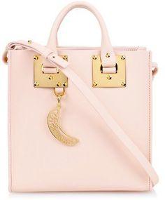 Pin for Later: 31 Cadeaux Mode Qui Plairont à Toutes les Fashionistas Un Sac Sophie Hulme Sophie Hulme Cabas Mini Tote Bag (860€)