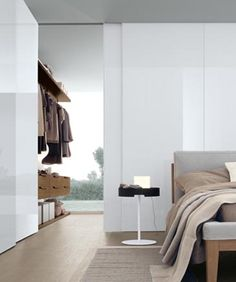 fitted walk in wardrobes and sliding doors