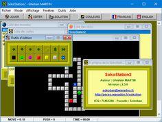 SokoStation 2 - SOKOBAN Playstation 2, Periodic Table, Periodic Table Chart, Periotic Table