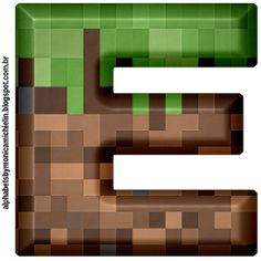 Minecraft Crafts, Minecraft Clipart, Minecraft Party Decorations, Hama Beads Minecraft, Perler Beads, Minecraft Banner Letters, Minecraft Banners, Minecraft Cake, Cool Minecraft Houses
