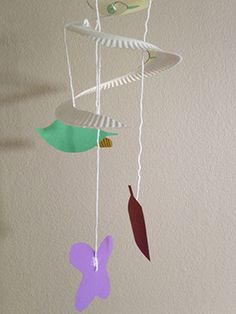 Butterfly Life Cycle Mobile Craft