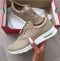 brand new a8409 4de28 NIKE Women s Shoes - Nike Air Max Thea Premium Desert Camo Casual Sports  Shoes - Find deals and best selling products for Nike Shoes for Women