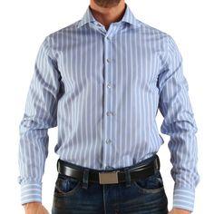 Producător: Calvin Klein Cod produs: CK14  Disponibilitate: În Stoc Camasa Calvin Klein Collection Compozitie: 100% bumbac Detalii: mânecă lungă, slim fit Guler italian cu 1 buton Spălare 30 °