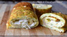 Rotolo di zucchine al forno _ Le ricette di tina
