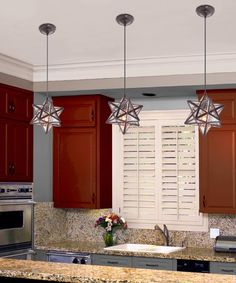 Moravian Pendant - Pendant Lighting - Ceiling Fixtures - Lighting   HomeDecorators.com