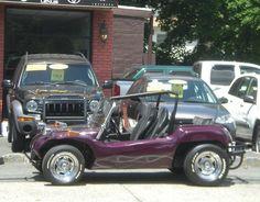 Sweet dune buggy...