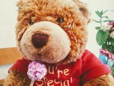 Cupcakes, Teddy Bear, Toys, Animals, Activity Toys, Cupcake Cakes, Animales, Animaux, Clearance Toys