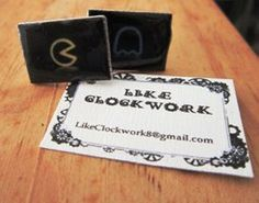 Cufflinks, with pac-man and ghost logo's. set in resin. Ghost Logo, Pac Man, Money Clip, Resin, Cufflinks, Deviantart, Jewellery, Jewelery, Jewelry Shop