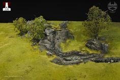 More Tor gaming terrain.