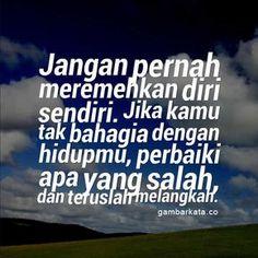 55 Best Kata Mutiara Images Quotes Indonesia Best Quotes Best